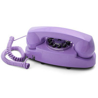 Style Hotline Phone in Violet | Mod Retro Vintage Electronics | ModCloth.com