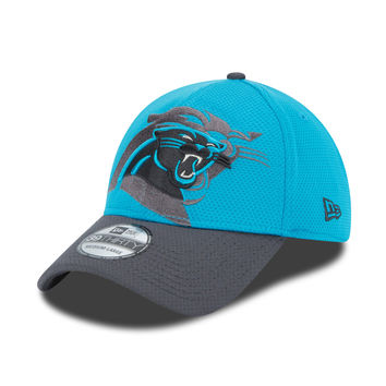 Carolina Panthers Shadow Tech 39THIRTY Cap