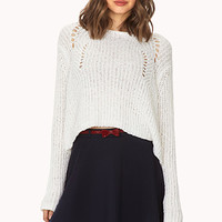 FOREVER 21 Prep School Skater Skirt w/ Belt