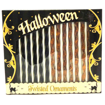 Halloween Halloween Twisted Ornaments Halloween Ornament