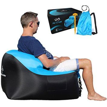 Treadway Air Chair by Rapid inflation, compact/lightweight, inflatable