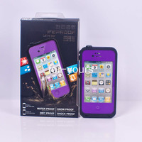 New Life Waterproof Water Proof Shockproof Case Cover For Apple iPhone 5