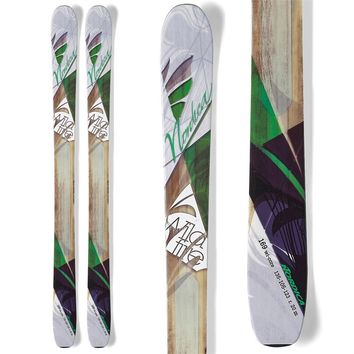 Nordica Wildfire Skis - Women's 2015