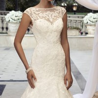 Casablanca Bridal 2110 Dress