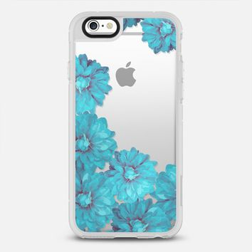 Sping blue flowers iPhone 6s case by Julia Grifol Diseñadora Modas-grafica | Casetify