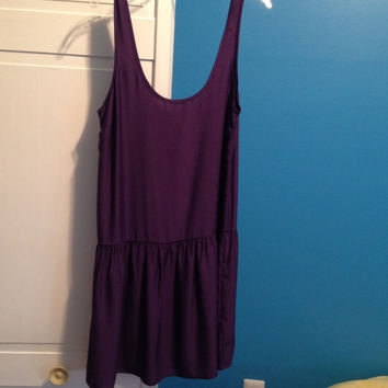 Urban Outfitters Purple Dress  (Silence & Noise)