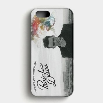 Panic At The Disco iPhone SE Case