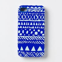 Geo-Symbols iPhone Case