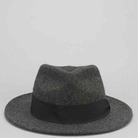 Goorin Diamond Wide-Brim Fedora-