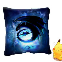 Awesome Toothless How to Train Your Dragon 2 Pillow Cover kachupillow
