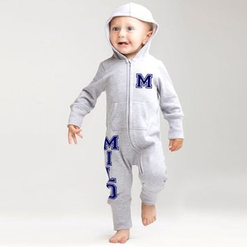 Personalised Baby's Onesuit | GettingPersonal.co.uk