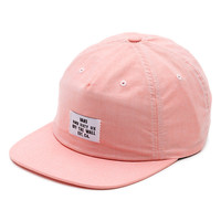 Stusser Unstructured Snapback Hat | Shop at Vans