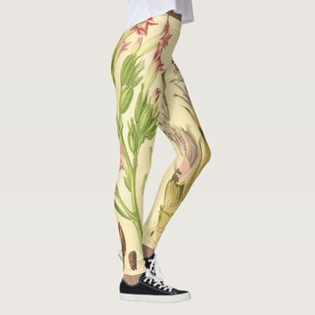 floral combo 207 leggings