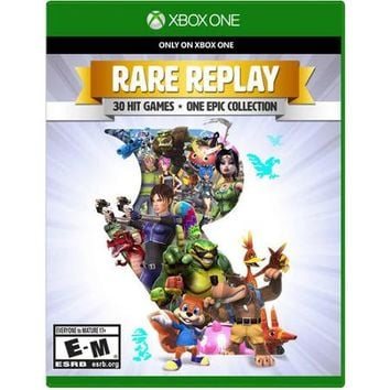 Rare Replay (Xbox One) - Walmart.com