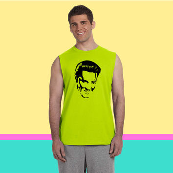 Elvis Presley Sleeveless T-shirt