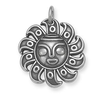La Cara Del Sol Charm | James Avery