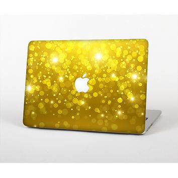 The Orbs of Gold Light Skin for the Apple MacBook Air 13""