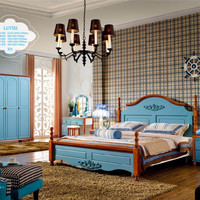 Muebles Para Casa 2016 Cabecero Cama Bedroom Furniture Promotion Real King No Wood Soft Bed Muebles Minion Sofa Modern Wooden