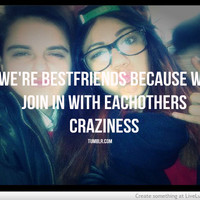 girls, life, cute, crazy, mad - inspiring picture on Favim.com
