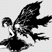 Tokyo Ghoul Touka Anime Vinyl Decal Sticker