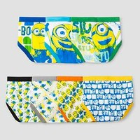 Toddler Boys' 7 Pack Despicable Me 2 Briefs - Despicable Me : Target