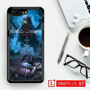 Avenged Sevenfold Rip Z0124  OnePLus 5T / One Plus 5T Case