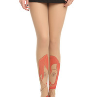 Disney The Little Mermaid Ariel Sheer Tights
