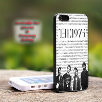 The 1975 Band - iPhone 4 4S iPhone 5 5S 5C.