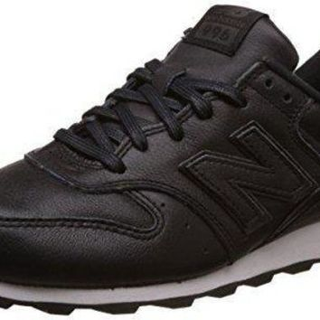 DCCK1IN new balance 996 womens sneakers black