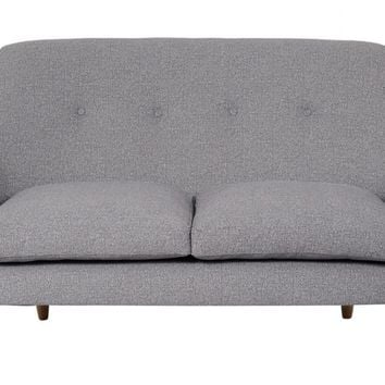 Grey Two Seater Sofa | 1958 Furniture | Oliver Bonas