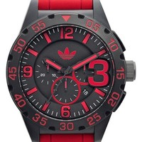 Men's adidas Originals 'Newburgh' Chronograph Watch, 48mm