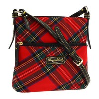 Dooney & Bourke Letter Carrier Red/Black Trim - Zappos.com Free Shipping BOTH Ways