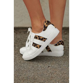 Stomp The Yard Sneakers (Leopard)