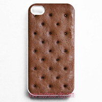 Ice Cream Sandwich iPhone 4 Case, iPhone 4s Case, iPhone Case, iPhone hard Case