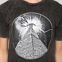 Lightning Eye Tee - Urban Outfitters
