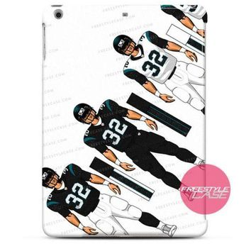 DCCK8X2 Jacksonville Jaguars NFL Jersey iPad Case 2, 3, 4, Air, Mini Cover