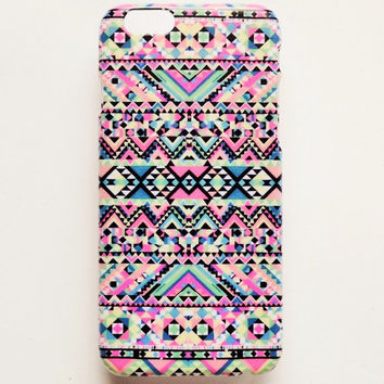 iPhone 6 Case Cover Tribal Pattern iPhone 6 Hard Case Geometric Back Cover For iPhone 6 Slim Design Case