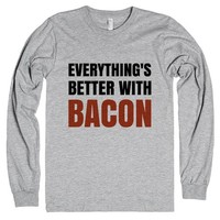 Everything's Better with Bacon