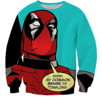 The Common Sense Sweater
