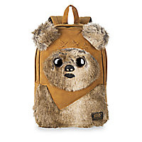 Ewok Backpack by Loungefly
