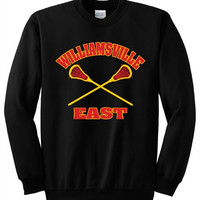 Williamsville East Womens Lacrosse Port & Company Mens- Ultimate Crewneck Sweatshirt