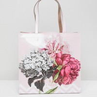 Ted Baker Large Icon Bag in Palace Gardens at asos.com