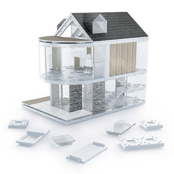 Architectural Model and Design Kit | model kits, model building