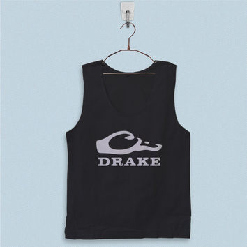 Men's Basic Tank Top - Drake Logo