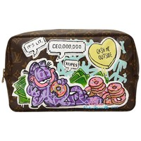 1996 Louis Vuitton 'Ca$h Me Outside' Xupes X Year Zero London Toiletry Pouch