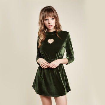 Winona Dress (Green)