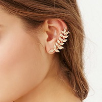 Leaf Ear Cuff Set