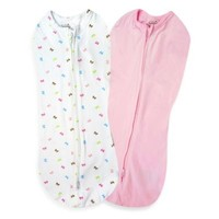 Summer Infant® SwaddlePod® Newborn 2-Pack in Baby Bows