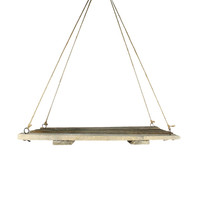 Suspended Shelf Swing