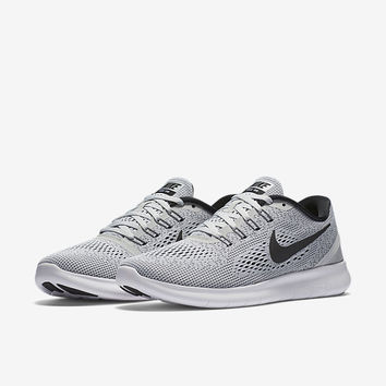 nike free rn running shoe women model